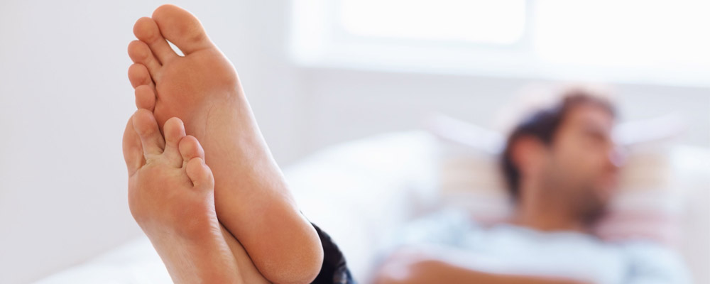 combattre odeur de pieds remède naturelle
