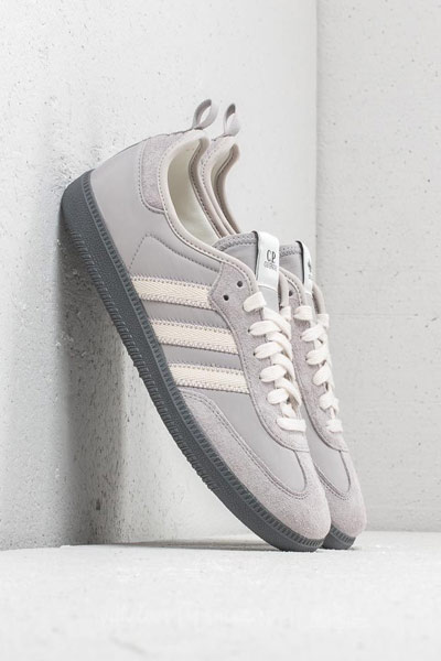 Adidas x CP Company sneakers samba grise