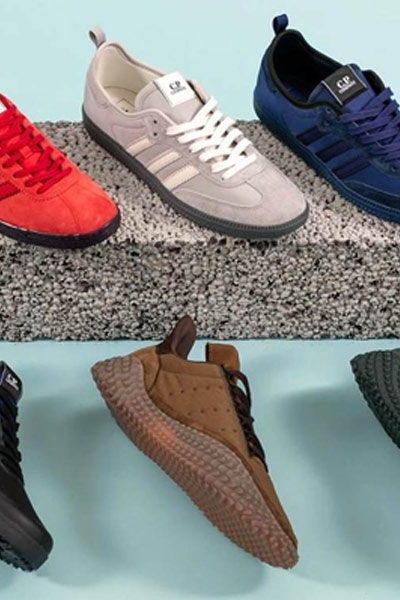 Adidas x Cp Company sneakers