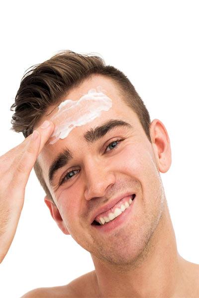 le bicarbonate de soude pour se débarrasser des  bouton d'acné