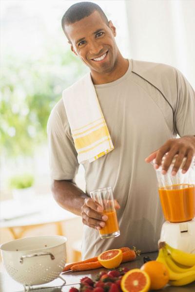 stimuler son système immunitaire en buvant du jus d'orange riche en vitamine c