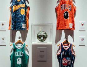 Bape x NBA