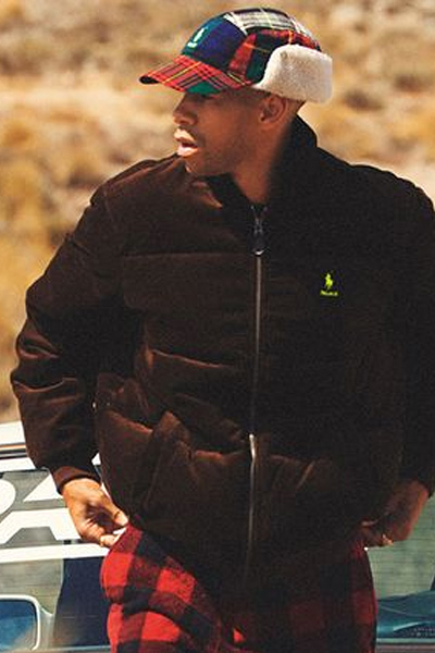 Palace x Ralph Lauren collection capsule homme