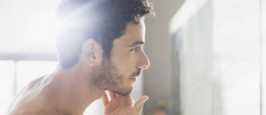 lutter contre la peau grasse chez l'homme blog beauté