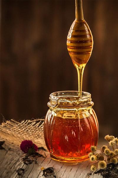 miel pour se sentir mieux le lendemain de fete