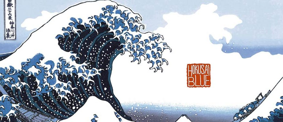 La grande vague Uniqlo x Hokusai