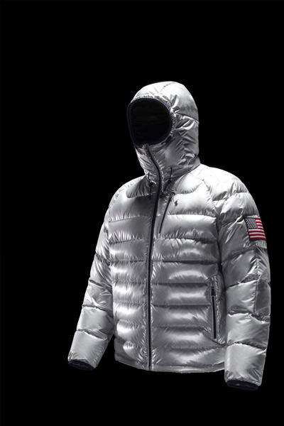 Vestes chauffantes Ralph Lauren doudoune glacier