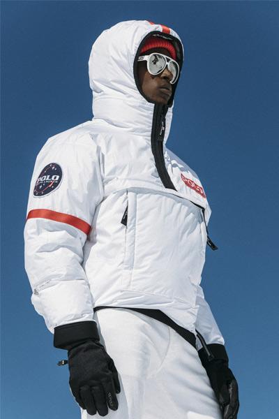 Vestes chauffantes Ralph Lauren Parka Polo 11