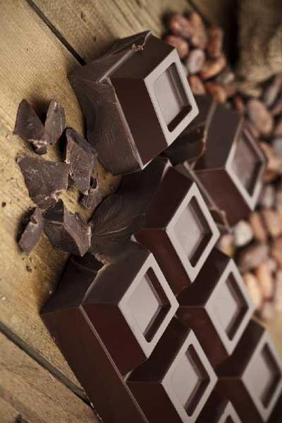 chocolat noir aliment aphrodisiaque pour homme