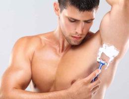se raser les aisselles