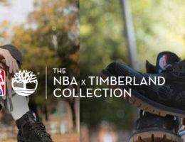 Timberland x NBA