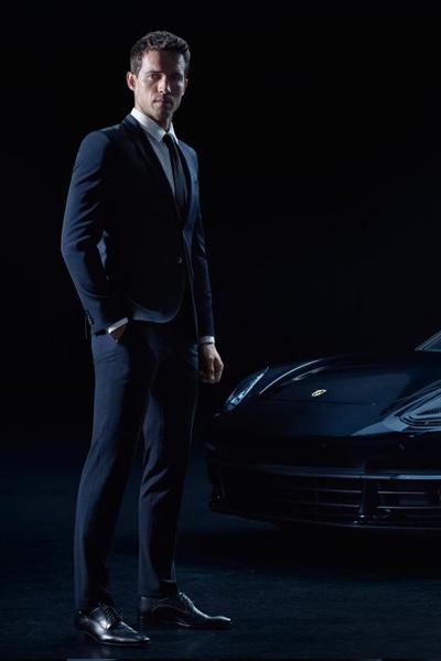 Costume Porsche x Boss