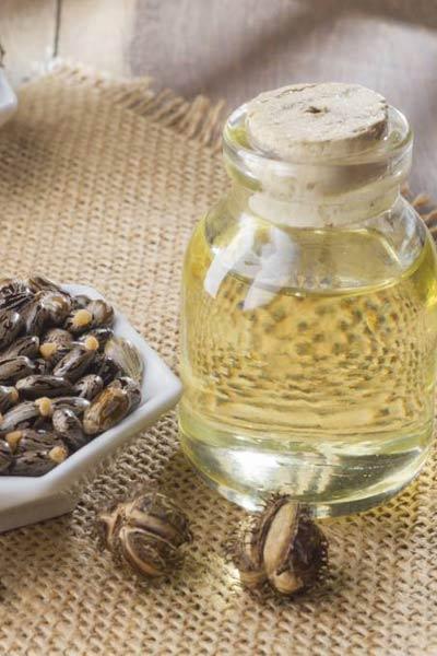 les bienfaits de l'huile de ricin sur la barbe