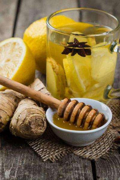 infusion, eau de gingembre bienfaits