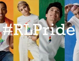 Ralph Lauren RL Pride collection LGBTQIA