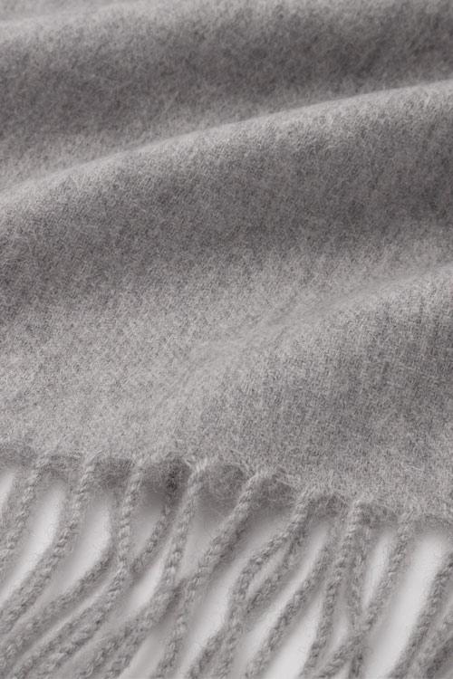 écharpe en laine homme