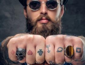 tatouage semi permanent homme