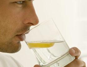 boire du jus de citron le matin