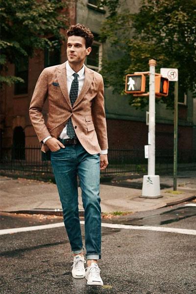 tenue casual chic