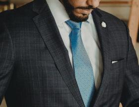 tenue masculine pour s'habiller pour un mariage