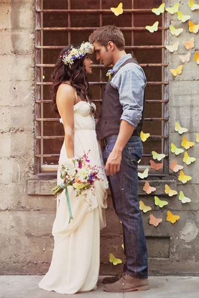 idée de tenue homme mariage champêtre