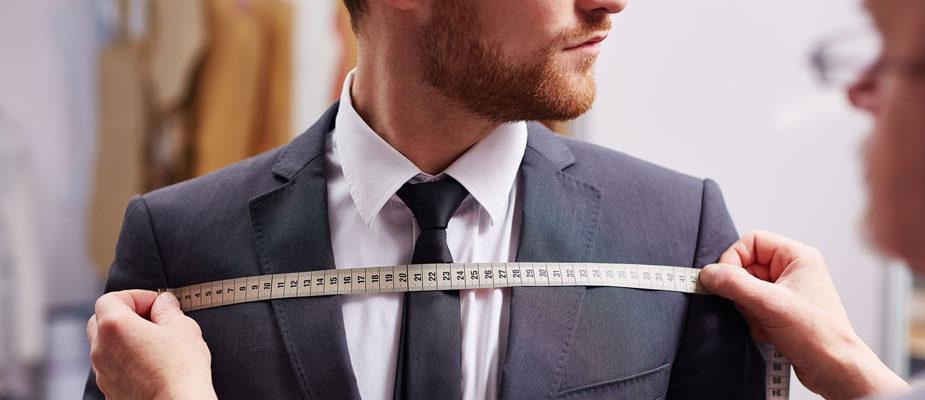 costume sur mesure homme