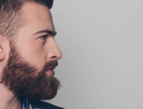 assouplir et adoucir sa barbe