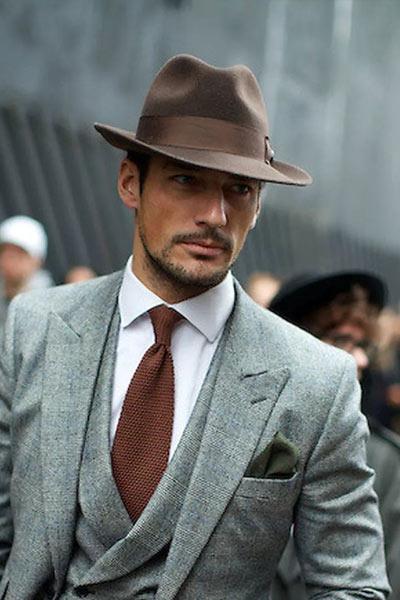 chapeau homme fédora