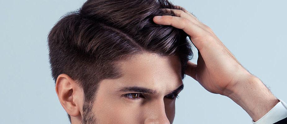 hydrater ses cheveux secs homme