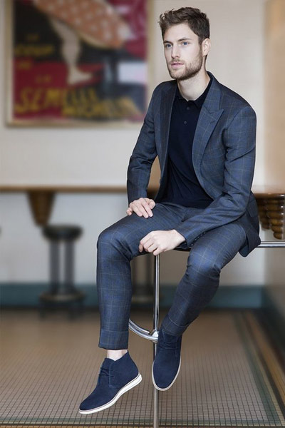 tenue casual chic homme