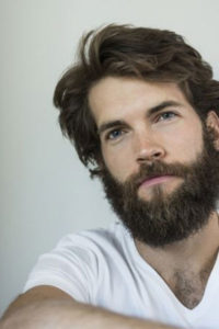 barbe sauvage