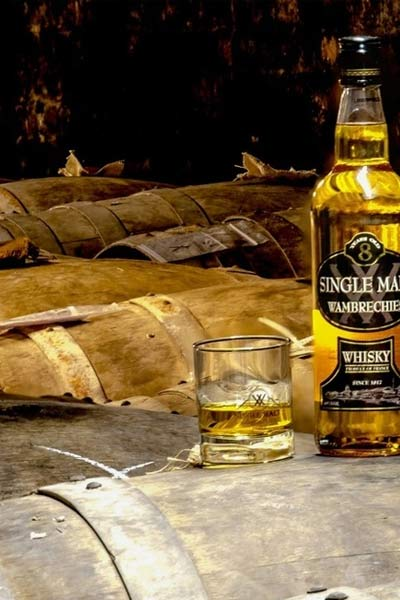 whisky mis en fut