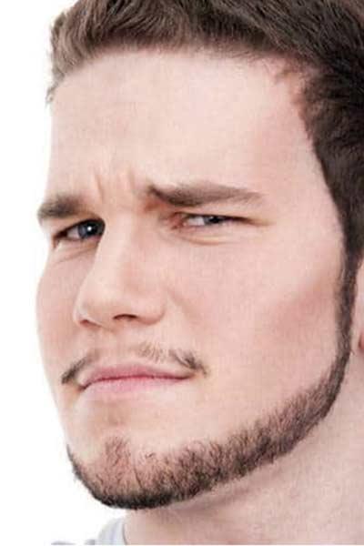 barbe collier