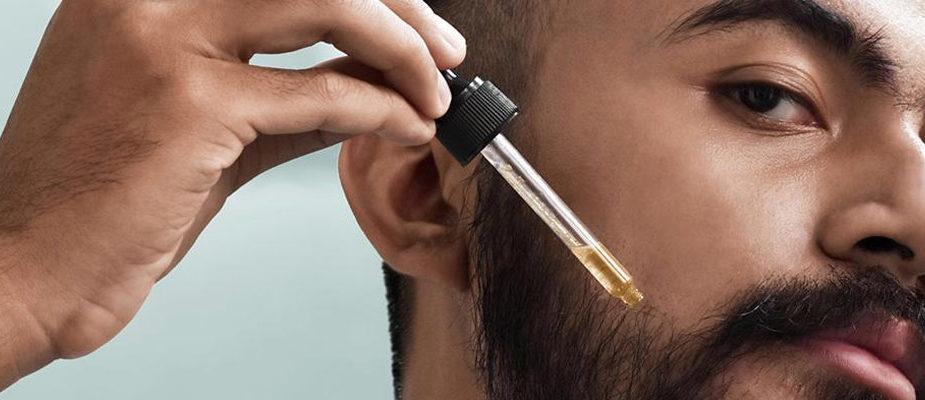 huile de jojoba pour la barbe