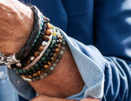 bijoux homme