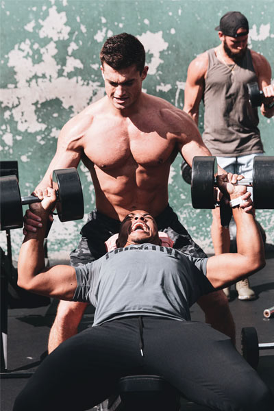 entrainement musculation