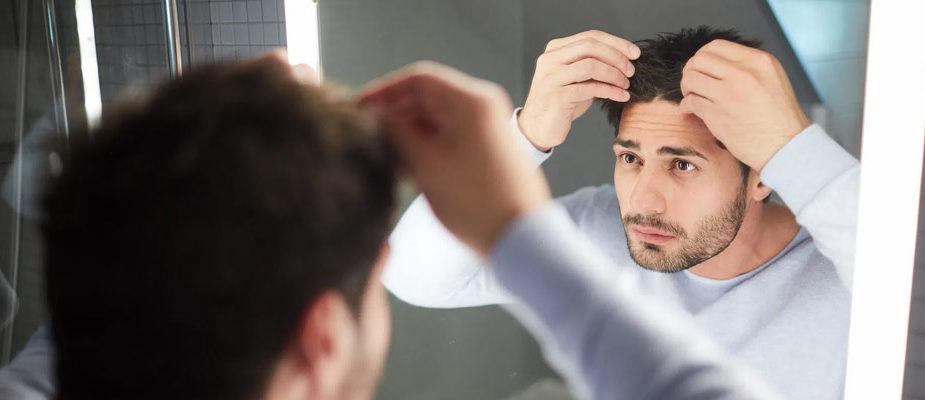 épaissir cheveux fins homme