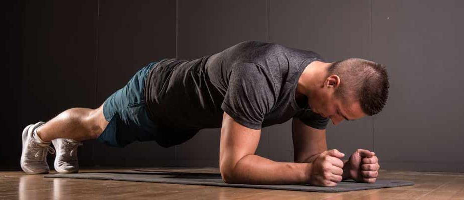 exercice gainage planche