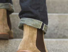 chelsea boots homme