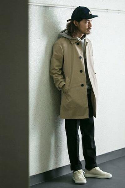 style streetwear chic homme