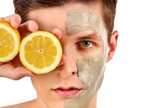 ahah acide de fruits beauté homme