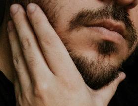 barbe de 10 jours