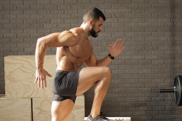 hiit squat