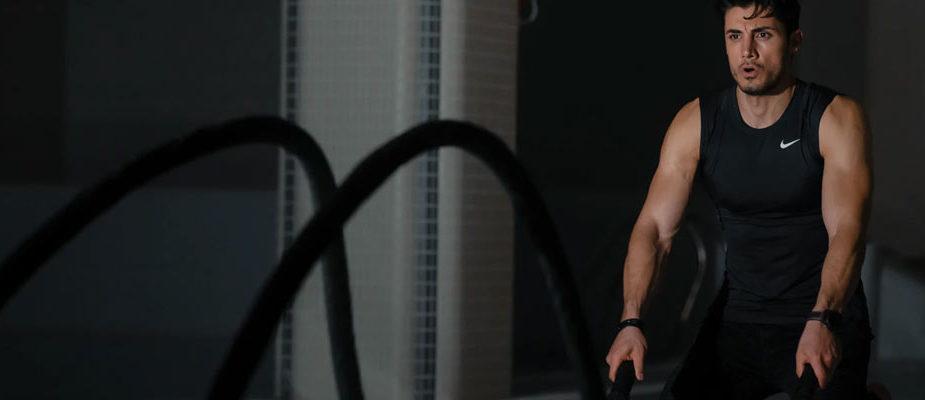 exercice corde crossfit