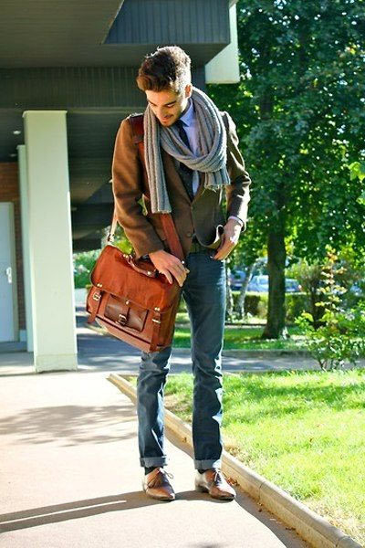 sac pour homme besace