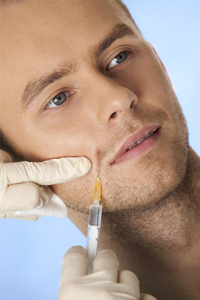 injection skin-booster homme