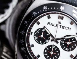 montre chronographe tachymètre