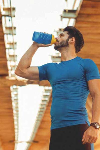 complément alimentaire whey protéine