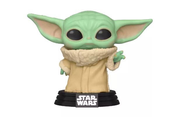 idées de cadeaux de Noël pour hommes figurine pop bébé yoda