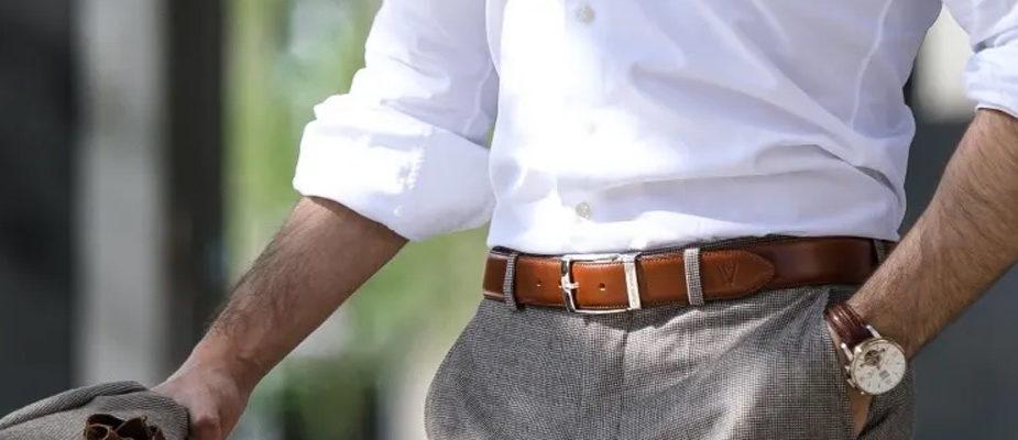 choisir la taille d'une ceinture